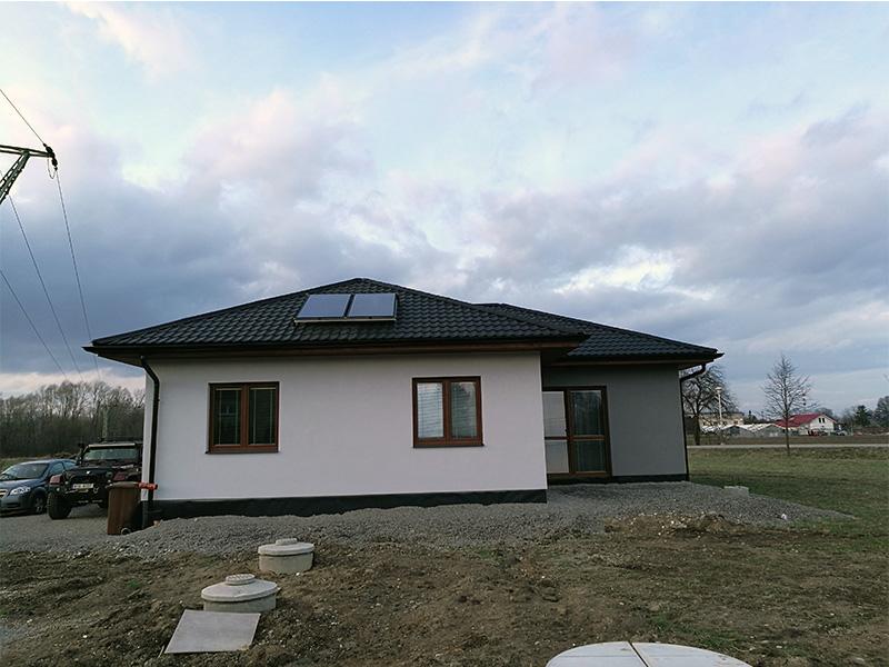 Drevkon - strechy (Realizace 11)
