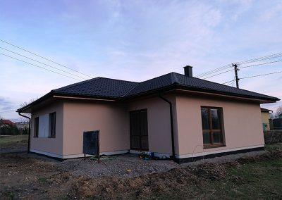 Drevkon - strechy (Realizace 12)