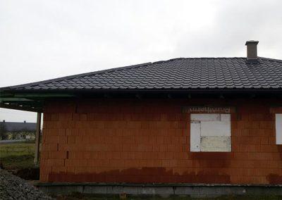 Drevkon - strechy (Realizace 15)