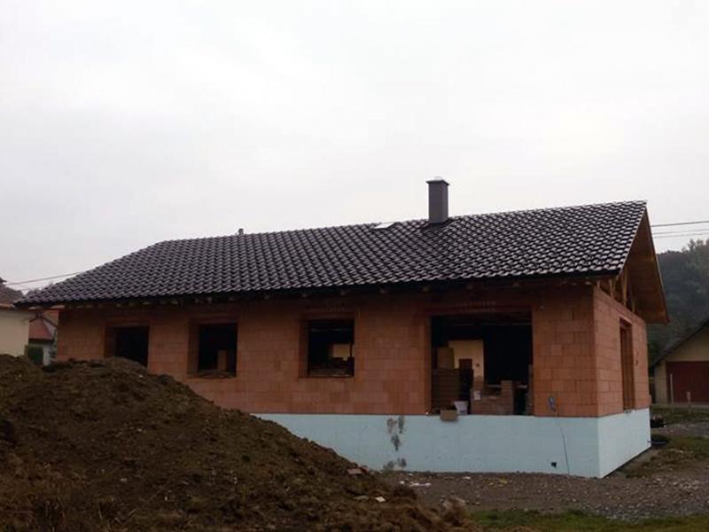 Drevkon - strechy (Realizace 16)