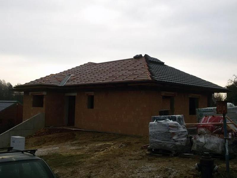 Drevkon - strechy (Realizace 19)
