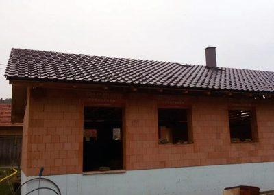 Drevkon - strechy (Realizace 21)