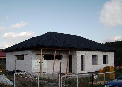 Drevkon - strechy (Realizace 5)