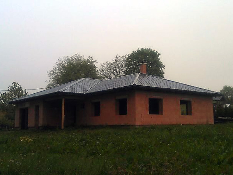 Drevkon - strechy (Realizace 8)