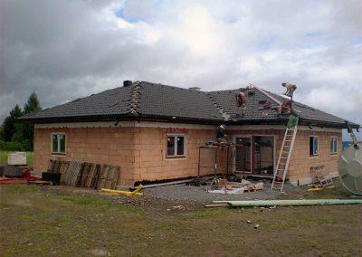 Drevkon - strechy (Realizace 9)